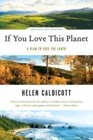 If You Love This Planet