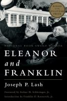 Eleanor and Franklin