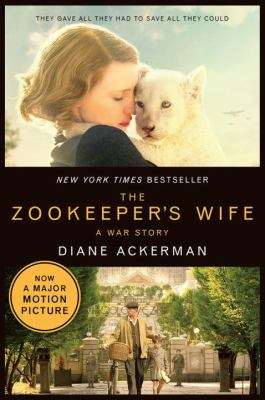 Cover image for The Zookeeper's Wife