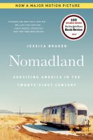 Nomadland, Surviving America in the Twenty-first Century