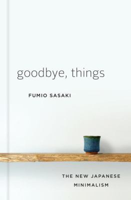 Cover image for Goodbye, Things
