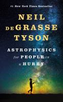 Media Cover for Astrophysics for People in a Hurry