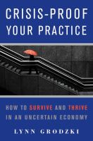 Crisis-proof your Practice