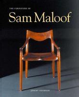 The Furniture of Sam Maloof