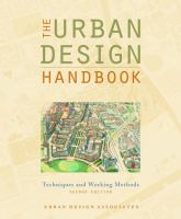 The Urban Design Handbook