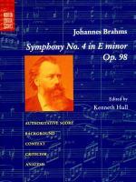 Symphony No. 4 in E Minor, Op. 98