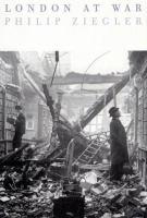 London at War, 1939-1945