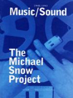 Music/sound 1948-1993