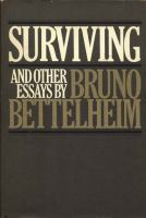 Surviving, and Other Essays
