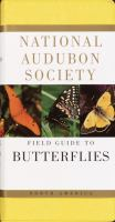 Audubon Society Field Guide To North American Butterflies