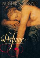 Perfume : the story of a murderer