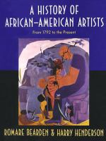 A History of African-American Artists