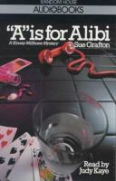 """A"" Is For Alibi"
