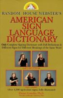 Random House American Sign Language Dictionary