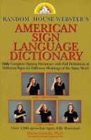 Random House American Sign Language Dictionary