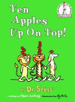 ten apples up on top book cover