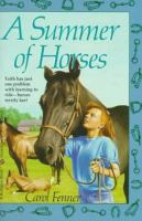 A Summer of Horses