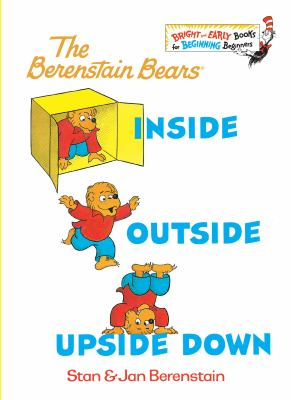 Cover image for Inside, Outside, Upside Down