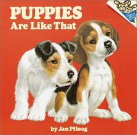 Puppies Are Like That