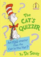 The Cat's Quizzer