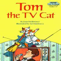Tom the TV Cat