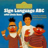 Sesame Street Sign Language ABC With Linda Bove