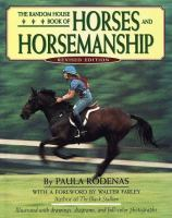 The Random House Book of Horses and Horsemanship