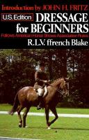 Dressage for Beginners
