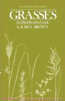 Grasses, An Identification Guide