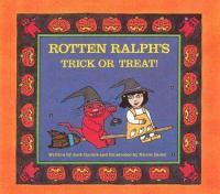 Rotten Ralph's Trick or Treat!
