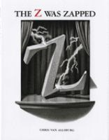 The Alphabet Theatre Proudly Presents the Z Was Zapped