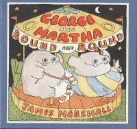 George and Martha 'round and 'round