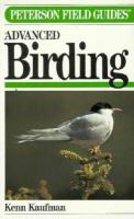 A Field Guide to Advanced Birding