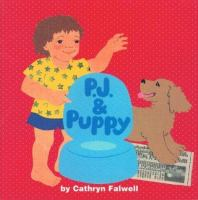 P.J. & Puppy