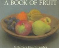 A Book of Fruit