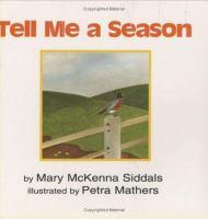 Tell Me A Season