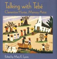 Talking With Tebé