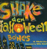 Shake D'em Halloween Bones