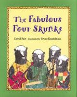 The Fabulous Four Skunks