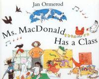 Ms. MacDonald Has A Class