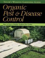 Organic Pest & Disease Control