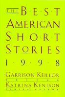 The Best American Short Stories, 1998