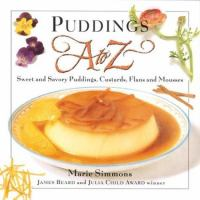 Puddings A to Z