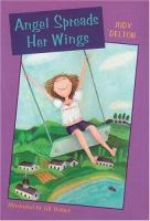 Angel Spreads Her Wings
