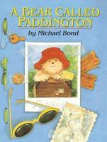 Image: A Bear Called Paddington