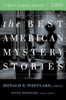 The Best American Mystery Stories, 2000