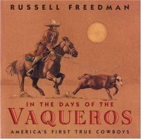 In the Days of the Vaqueros