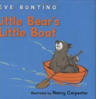 Little Bear's Little Boat