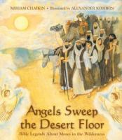 Angels Sweep the Desert Floor