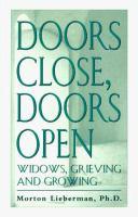 Doors Close, Doors Open